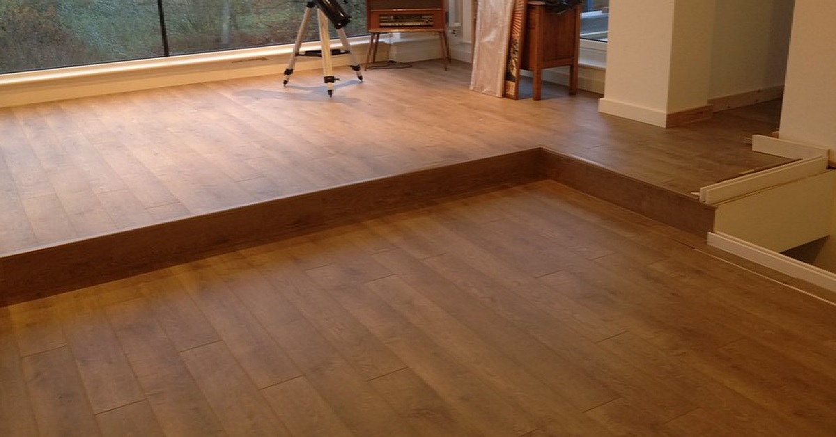 laminate floor polish