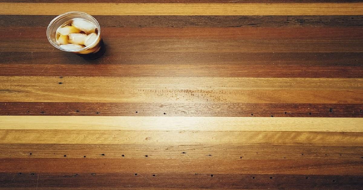 hardwood floor polish